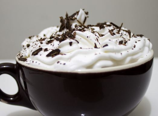 Chocolate Cremoso Quente