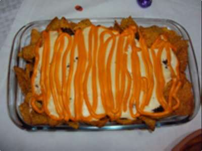 Nacho de Carne com Sour Cream