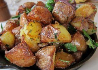 Batatas lyonnaises