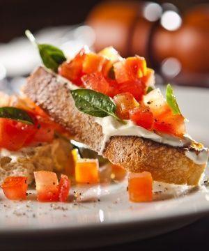 Bruschetta de Burrata