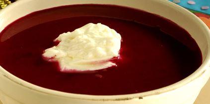 Sopa de Beterraba