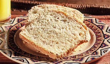 Pão de Aveia com Linhaça