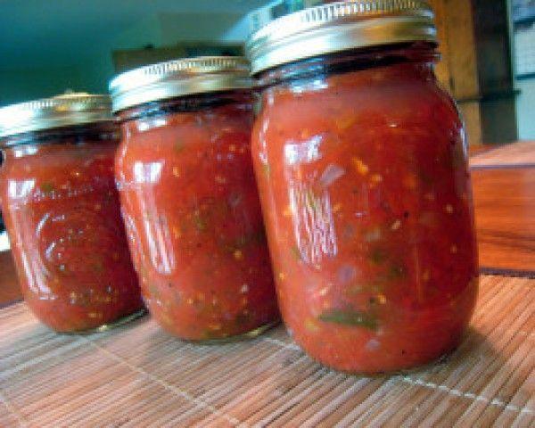 Molho de tomate maravilhoso