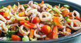 Salada de lula
