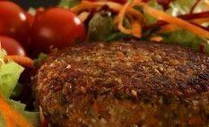 Hamburguer Vegetariano
