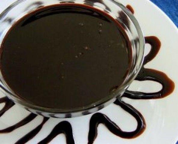 Xarope de Chocolate